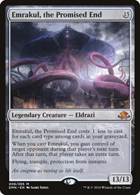 Emrakul, the Promised End, Magic: The Gathering, Eldritch Moon