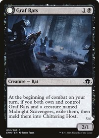 Graf Rats, Magic, Eldritch Moon
