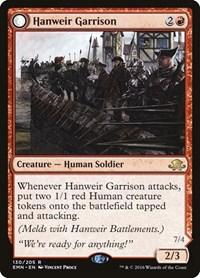Hanweir Garrison, Magic, Eldritch Moon