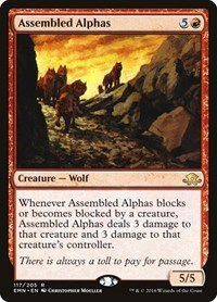 Assembled Alphas, Magic: The Gathering, Eldritch Moon