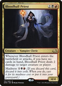 Bloodhall Priest, Magic: The Gathering, Eldritch Moon
