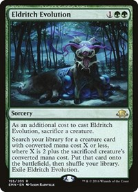 Eldritch Evolution, Magic: The Gathering, Eldritch Moon