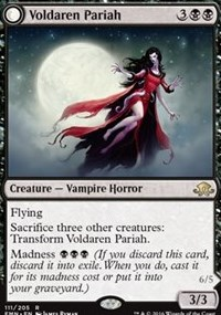 Voldaren Pariah, Magic: The Gathering, Eldritch Moon
