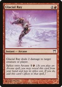 Glacial Ray, Magic: The Gathering, Champions of Kamigawa