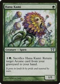 Hana Kami, Magic, Champions of Kamigawa