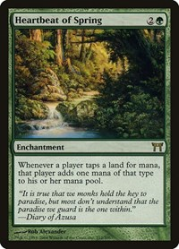 Heartbeat of Spring (Foil)