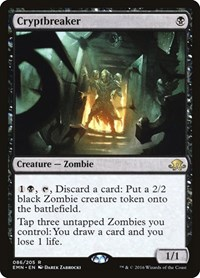 Cryptbreaker, Magic, Eldritch Moon