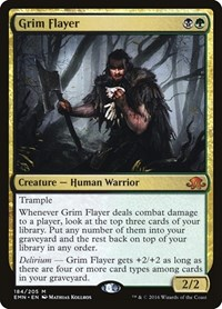 Grim Flayer, Magic, Eldritch Moon