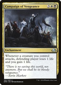Campaign of Vengeance, Magic: The Gathering, Eldritch Moon