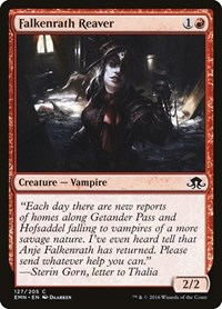 Falkenrath Reaver, Magic: The Gathering, Eldritch Moon