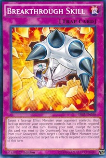 Breakthrough Skill, YuGiOh, Structure Deck: Rise of the True Dragons