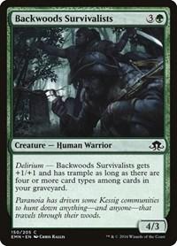Backwoods Survivalists, Magic: The Gathering, Eldritch Moon