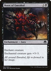 Boon of Emrakul, Magic: The Gathering, Eldritch Moon