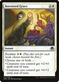Borrowed Grace, Magic: The Gathering, Eldritch Moon