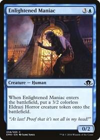 Enlightened Maniac, Magic, Eldritch Moon