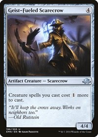 Geist-Fueled Scarecrow, Magic: The Gathering, Eldritch Moon