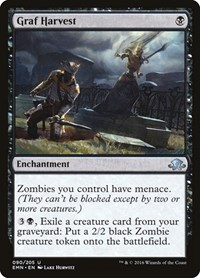 Graf Harvest, Magic: The Gathering, Eldritch Moon
