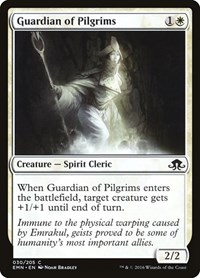 Guardian of Pilgrims, Magic: The Gathering, Eldritch Moon