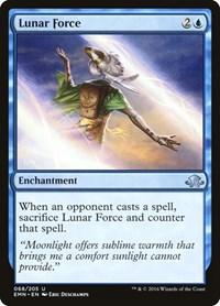Lunar Force, Magic: The Gathering, Eldritch Moon