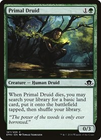Primal Druid, Magic, Eldritch Moon