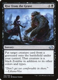 Rise from the Grave, Magic: The Gathering, Eldritch Moon