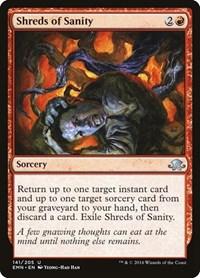 Shreds of Sanity, Magic, Eldritch Moon
