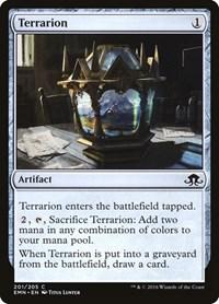 Terrarion, Magic, Eldritch Moon