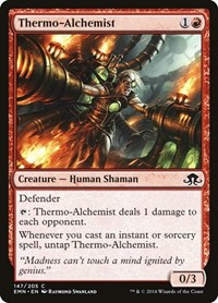 Thermo-Alchemist, Magic: The Gathering, Eldritch Moon