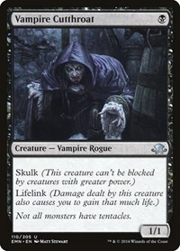 Vampire Cutthroat (Foil)