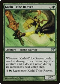 Kashi-Tribe Reaver, Magic: The Gathering, Champions of Kamigawa