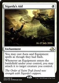 Sigarda's Aid (Foil)