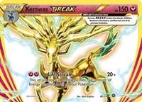Xerneas BREAK, Pokemon, XY - Steam Siege