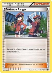 Pokemon Ranger, Pokemon, XY - Steam Siege