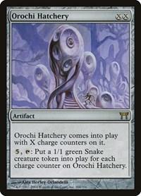 Orochi Hatchery (Foil)
