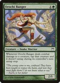Orochi Ranger, Magic: The Gathering, Champions of Kamigawa
