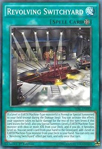 Revolving Switchyard, YuGiOh, The Dark Illusion