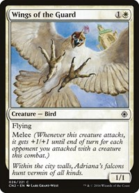 Wings of the Guard, Magic: The Gathering, Conspiracy: Take the Crown