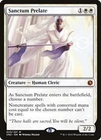 Sanctum Prelate, Magic: The Gathering, Conspiracy: Take the Crown