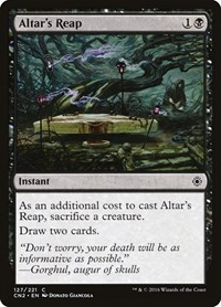 Altar's Reap, Magic: The Gathering, Conspiracy: Take the Crown