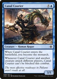 Canal Courier, Magic: The Gathering, Conspiracy: Take the Crown