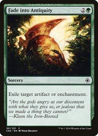 Fade into Antiquity, Magic: The Gathering, Conspiracy: Take the Crown