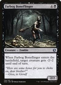 Farbog Boneflinger, Magic: The Gathering, Conspiracy: Take the Crown