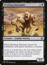 Fleshbag Marauder, Magic: The Gathering, Conspiracy: Take the Crown