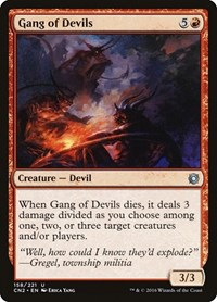 Gang of Devils, Magic: The Gathering, Conspiracy: Take the Crown