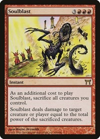 Soulblast, Magic: The Gathering, Champions of Kamigawa