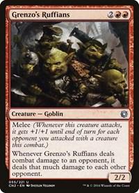 Grenzo's Ruffians, Magic: The Gathering, Conspiracy: Take the Crown