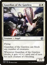 Guardian of the Gateless, Magic: The Gathering, Conspiracy: Take the Crown