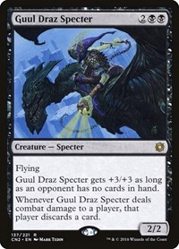 Guul Draz Specter, Magic: The Gathering, Conspiracy: Take the Crown