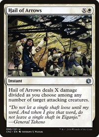 Hail of Arrows, Magic: The Gathering, Conspiracy: Take the Crown