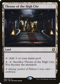 Throne of the High City, Magic: The Gathering, Conspiracy: Take the Crown